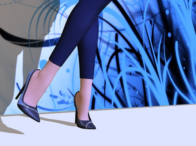 Work pumps - high heeled shoes for the office