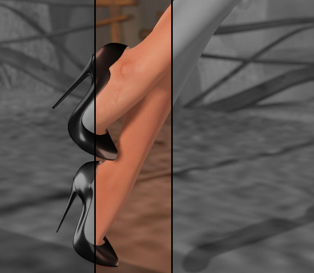 High Heel Comfortable Wedding Shoes